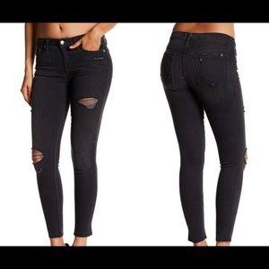 Joe's Jeans Skinny Ankle Distressed Jeans Size 31